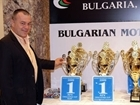 As a super spectacular and official could be described the end of the annual awards of the Bulgarian Motorcycle Federation.