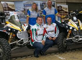 """HRISTOV & CENKOV IN """"DAKAR 2011"""""""